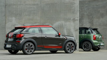 MINI details 2015 Paceman and 2015 Countryman