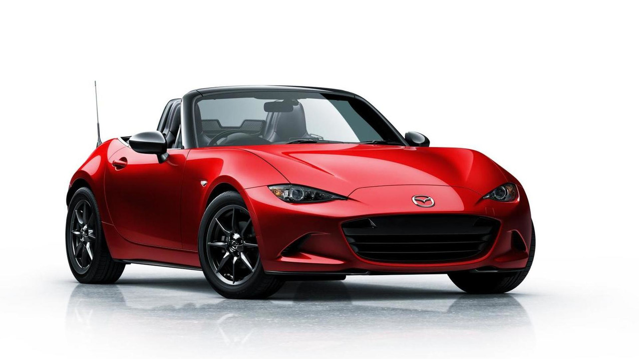 All-new 2016 Mazda MX-5