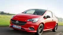 2015 Opel Corsa OPC Line