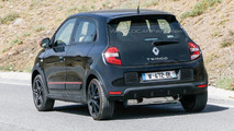 More potent Renault Twingo spied once again