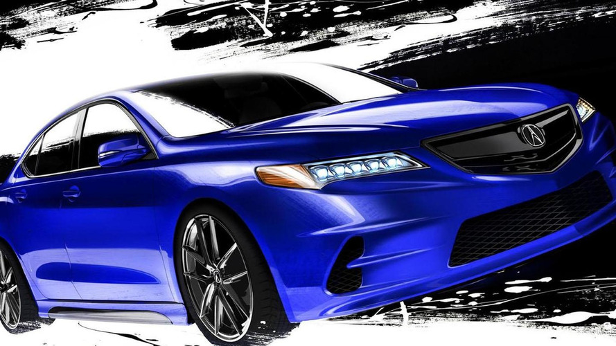 Galpin Auto Sports Acura TLX revealed for SEMA [video]