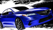 Acura TLX by Galpin Auto Sports