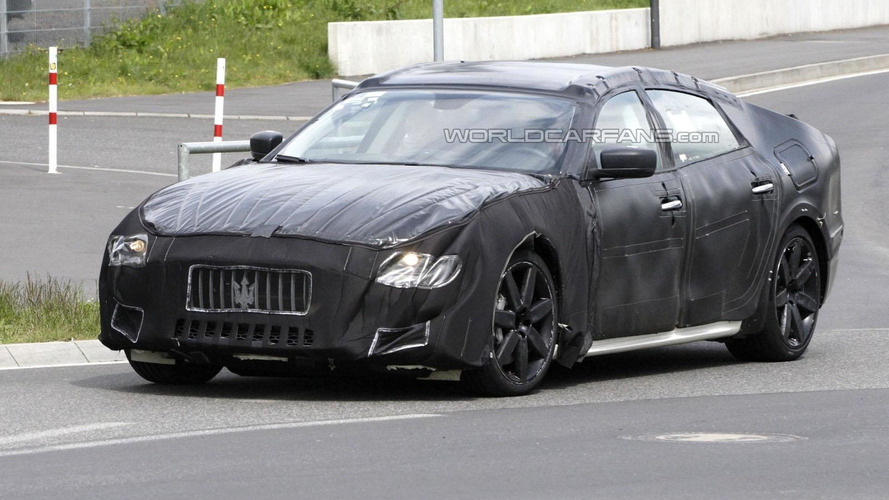 Fiat delays new investments, Maserati Quattroportte still on track for 2012 launch