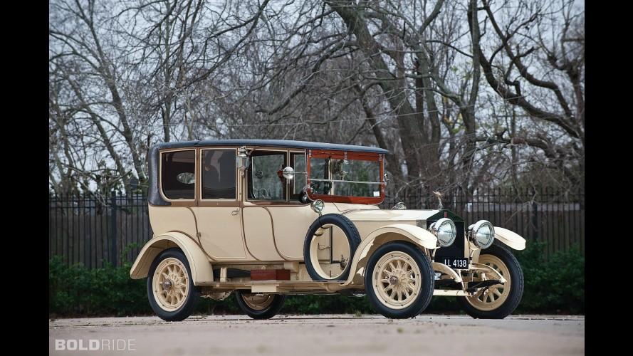 Rolls-Royce 40/50 Silver Ghost Landaulette