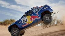 Volkswagen Touareg in previous Dakar rally
