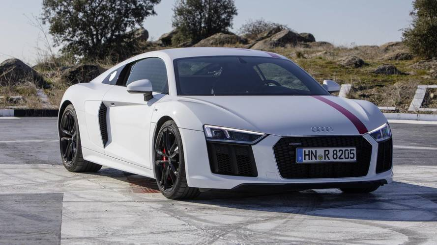 Take Home Audi's Rear-Wheel-Drive R8 RWS For Less Than $140K