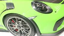 Porsche 911 GT3 RS at the 2018 New York and Geneva shows