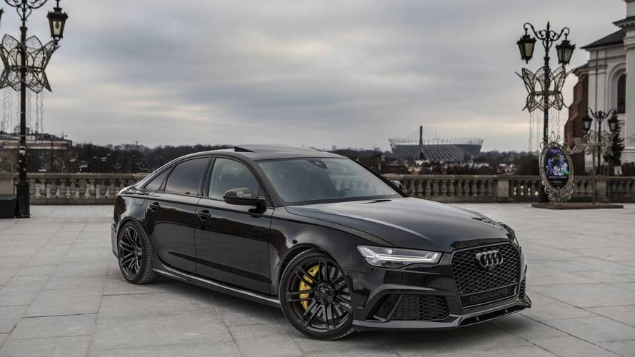 Audi Hasn't Made An RS6 Sedan This Generation, Yet One Exists