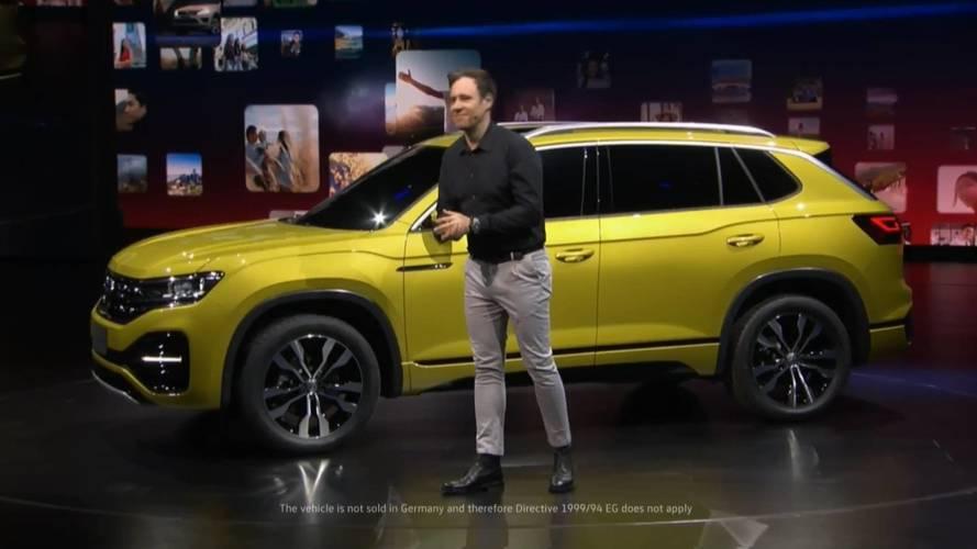 VW, 2020'ye kadar Çin'de en az 10 yeni SUV tanıtmayı hedefliyor