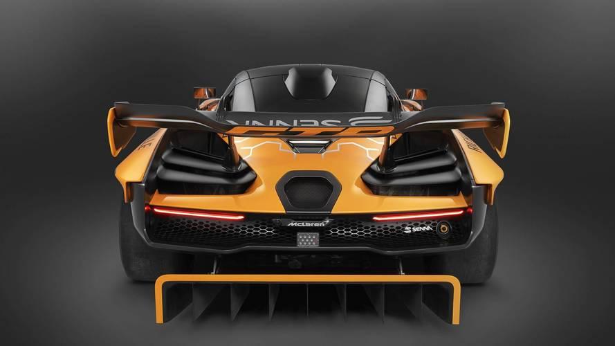 Il ne reste plus aucune McLaren Senna GTR à vendre