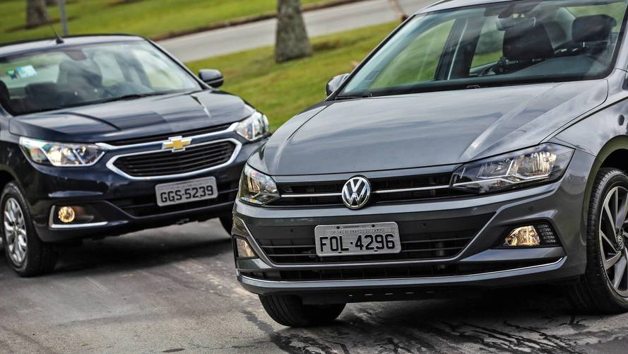 Mercado em março – Vendas avançam quase 10% e VW encosta na líder Chevrolet
