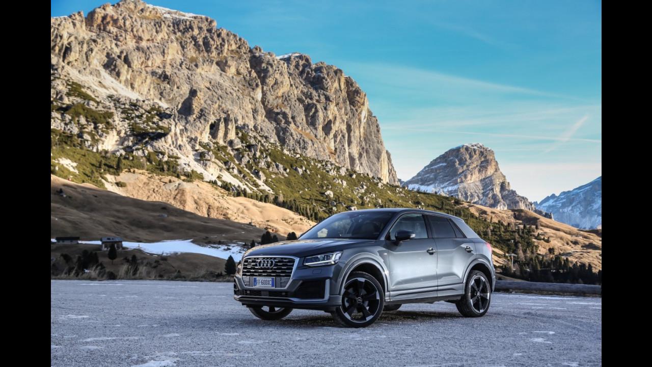 Audi Val Gardena