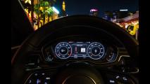 Le Audi leggono i semafori di Las Vegas
