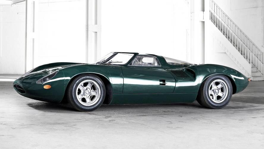 Clásicos legendarios: Jaguar XJ13
