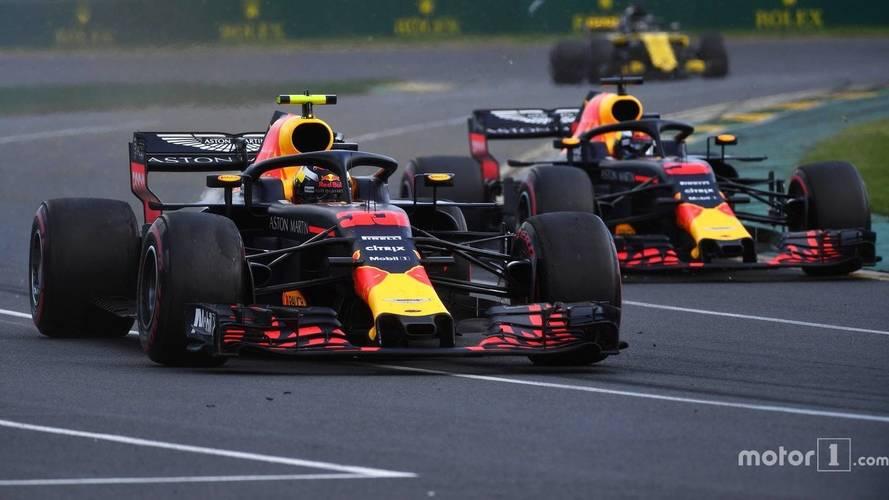 Formula 1 araçları geçiş için çok mu geniş?