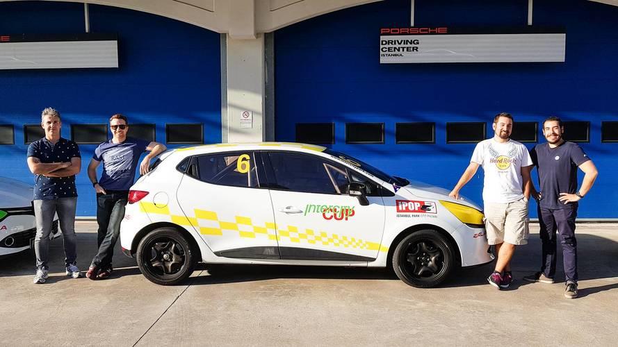 Intercity Clio Cup'ı bir de bize sorun!