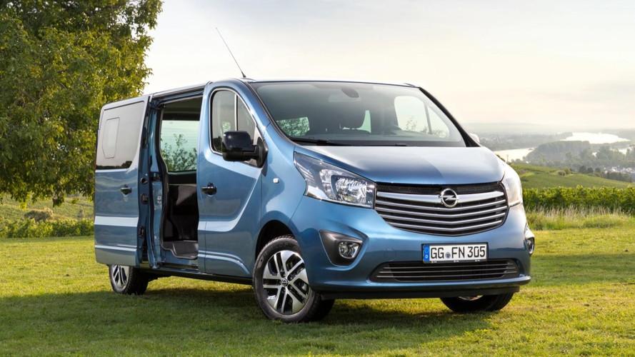 Opel Vivaro Life 2017