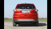 Der Honda CR-V 1.6 Diesel im Test