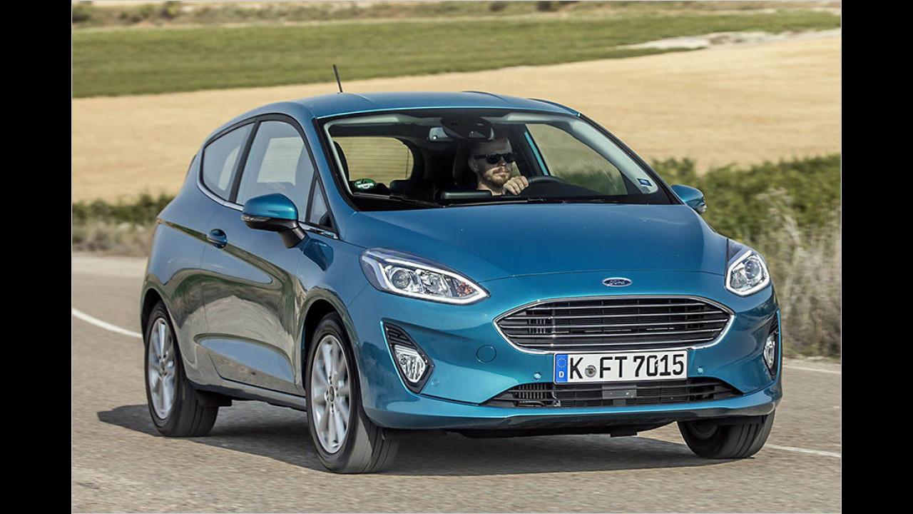 Women's World Budget Car of the Year 2017: Ford Fiesta
