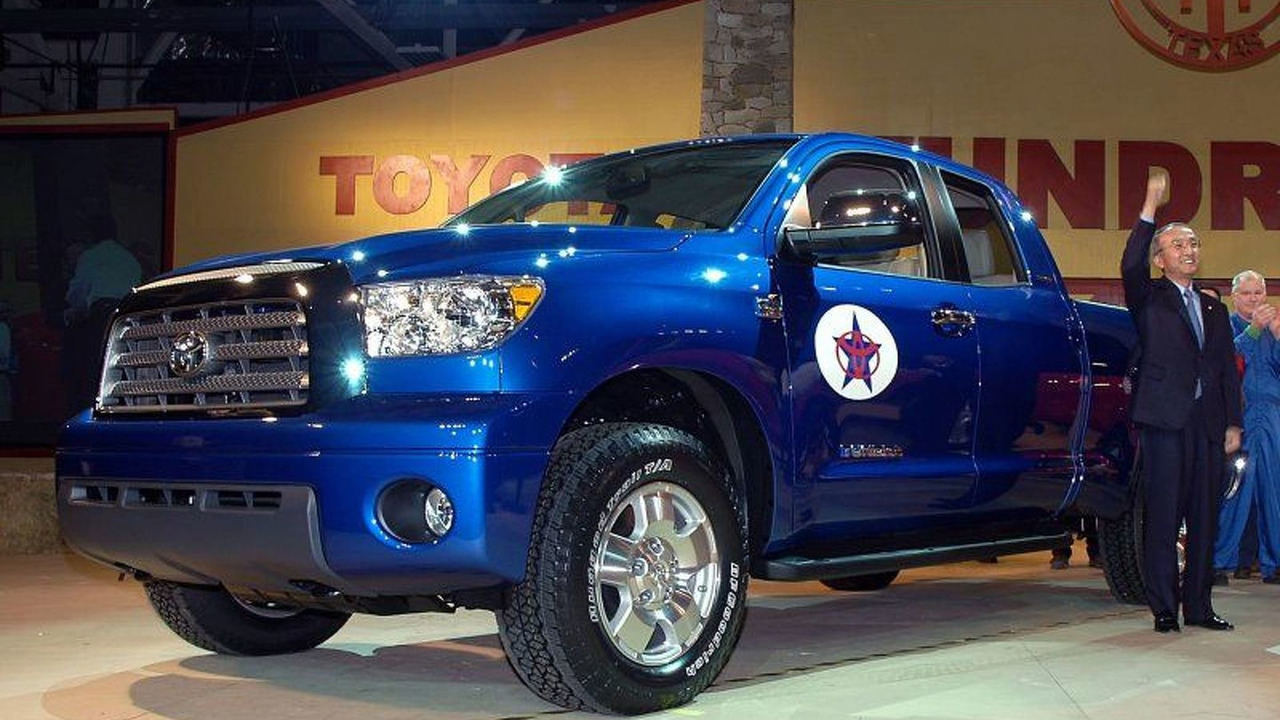 First 2007 Toyota Tundra