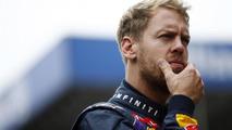 Sebastian Vettel 24.11.2013 Brazilian Grand Prix