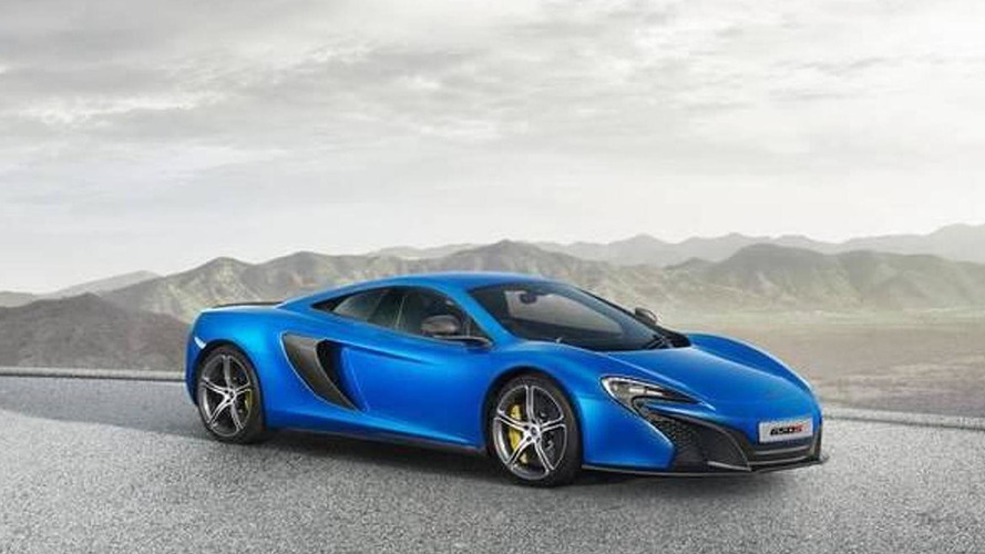 McLaren 650S pricing starts at 232,500 euro - report