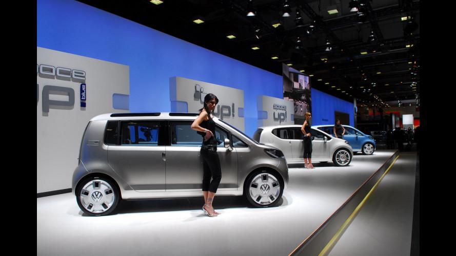 Volkswagen guarda al futuro con tutta la famiglia