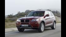 Nuova BMW X3 xDrive20d