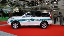 Great Wall Hover 5 Polizia Locale