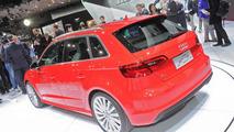 Audi A3 e-tron at 2013 Geneva Motor Show