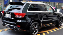 Jeep Grand Cherokee SRT8 Hyun Black Edition 27.12.2012