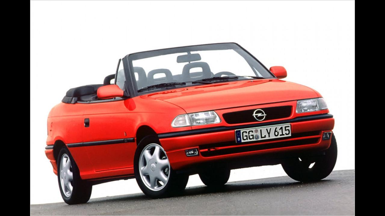 Opel Astra F Cabrio (1993)