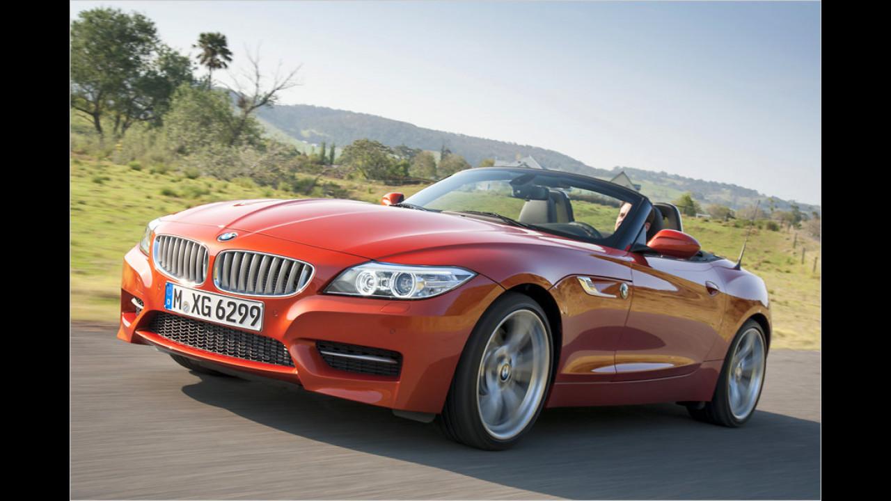 Platz 5: BMW Z-Serie