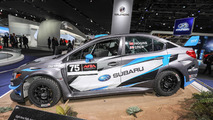 Subaru WRX STI Rally Car: Detroit 2017