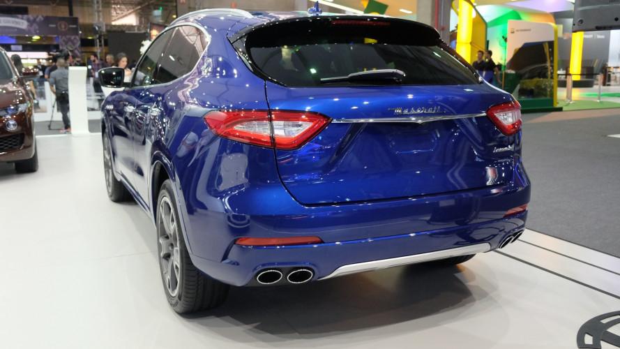 Recém-lançado no Brasil, Maserati Levante tem 12 unidades envolvidas em recall