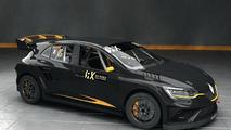 Guerlain Chicherit and the 2018 Renault Megane R.S. RX
