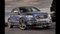 Nova geração do Audi Q5 chegará ao Brasil em 2016 a partir do México