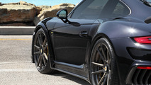 Porsche 911 Turbo Carbon Fiber