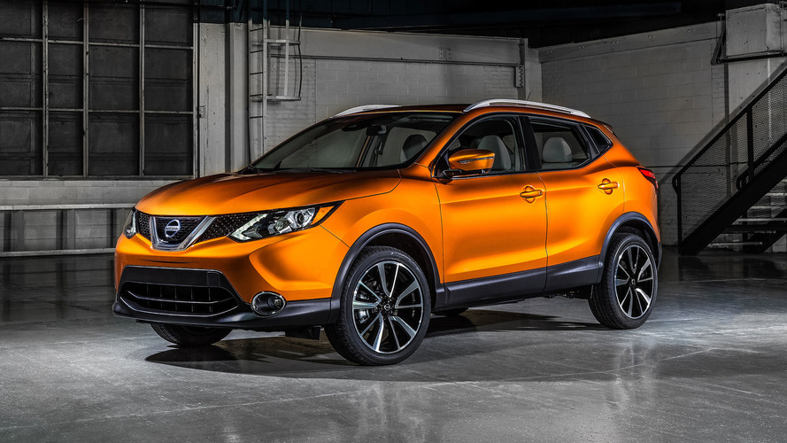 2017 Nissan Rogue Sport Arriving In May For $22,380