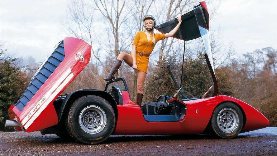 Unuttuğumuz Konseptler: 1969 Fiat Abarth 2000 Scorpione