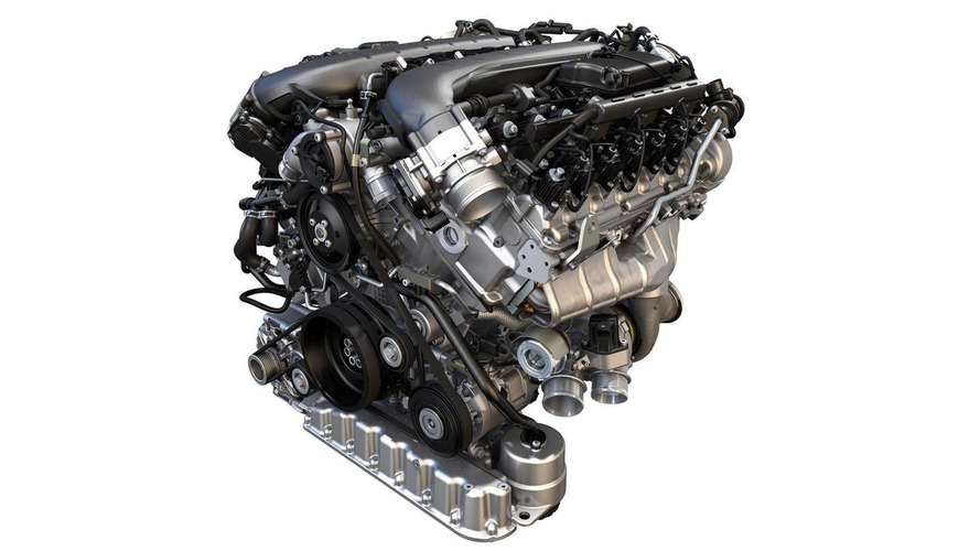 Volkswagen unveils their new 6.0-liter W12 TSI engine