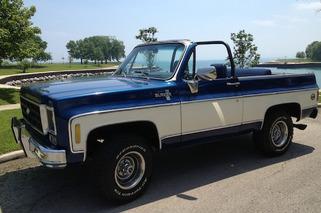 Your Ride: 1974 Chevy K5 Blazer