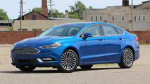 2017 Ford Fusion: Review