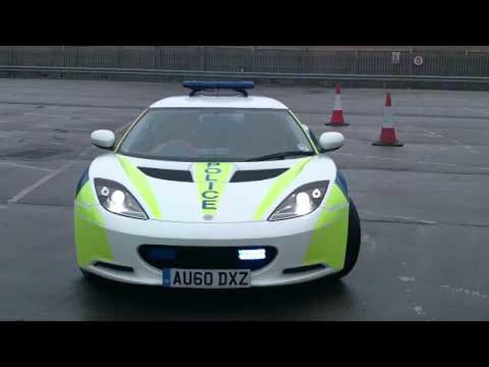 Police Lotus Evora - Central Motorway Police Group