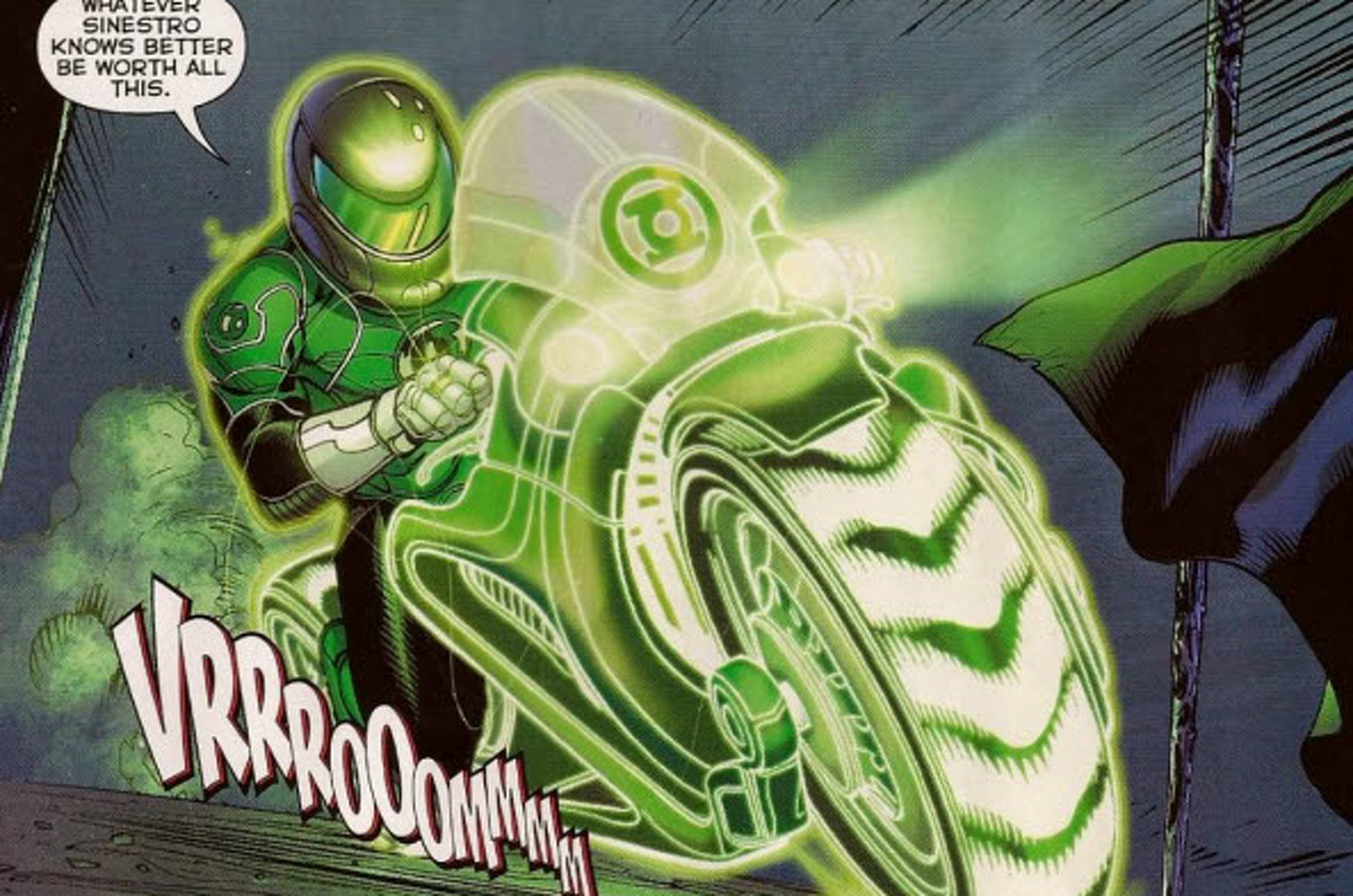 7 Non-Car Superhero Vehicles