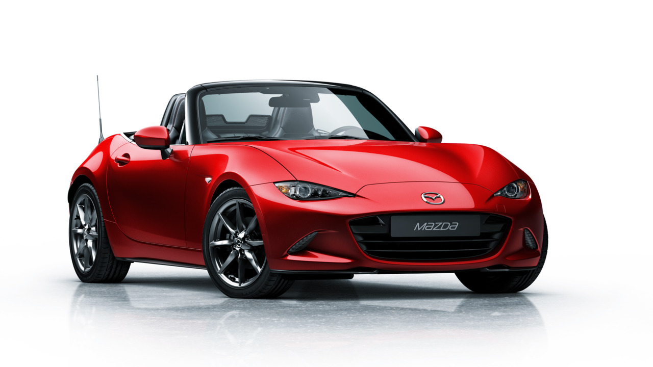 Next-gen Mazda MX-5 to shed weight