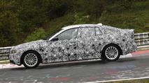 BMW 5 Series Gran Turismo spy photo