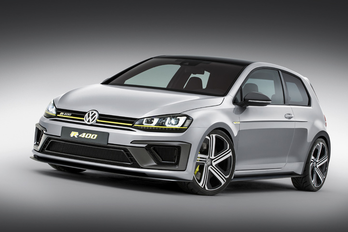 Volkswagen Golf R400 Superhatch Could Come to the U.S.