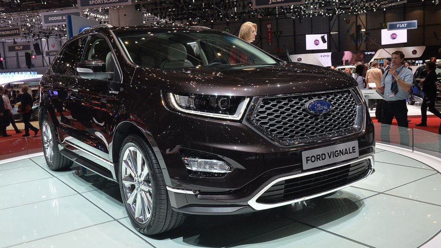 Ford Vignale family gains four new models in Geneva