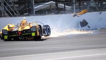 Indy 500 crash